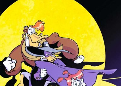 Darkwing Duck (Vol 2) #6 (Cover B) - November 2010