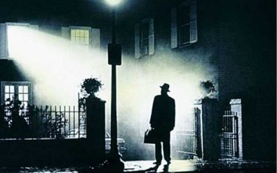 The Exorcist (Movie Poster) Homage Covers