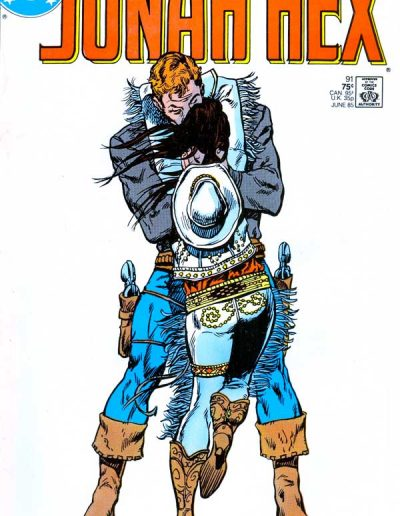 Jonah Hex #91 - June 1985