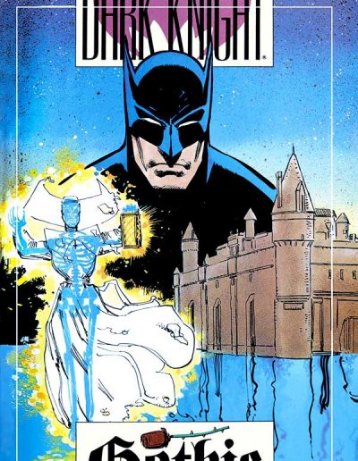 Batman: Legends of the Dark Knight #8 - June 1990
