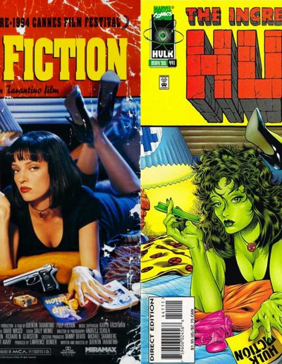 Incredible Hulk #441 - May 1996