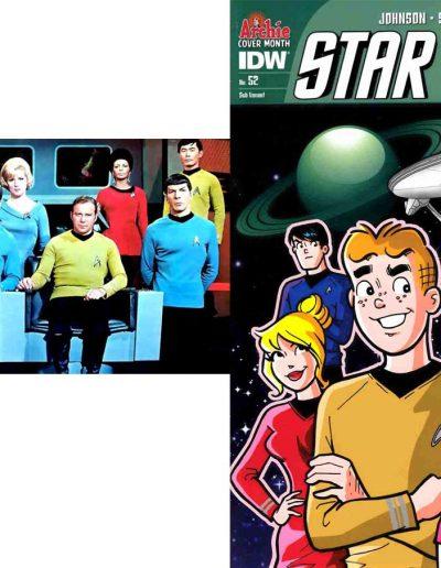 Star Trek (Volume 5) #52 - December 2015