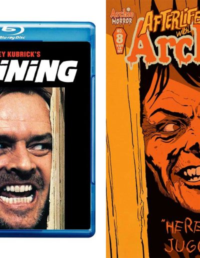 Afterlife with Archie #8 - July 2015