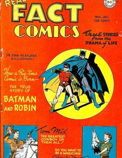 Real Fact Comics #5 - November 1946