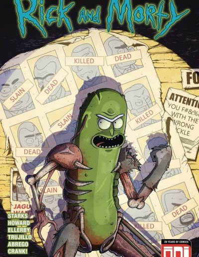 Rick & Morty #37 - April 2018