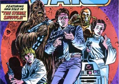 Star Wars #70 - April 1983
