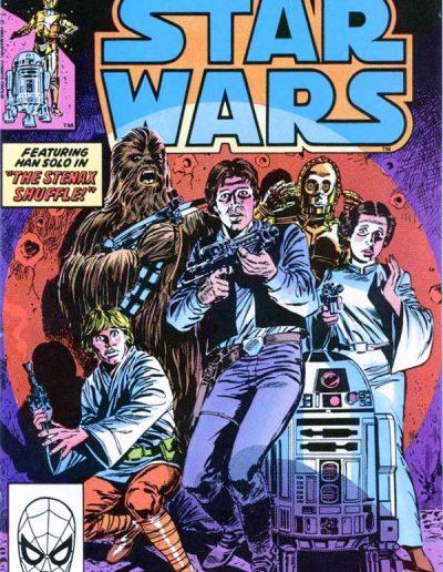 Star Wars #70 - April 1983