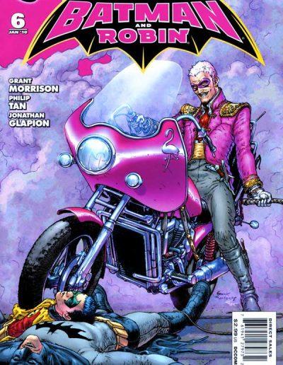 Batman & Robin #6 - January 2010