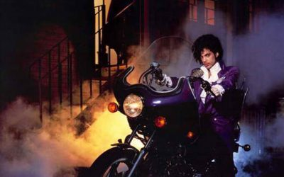Purple Rain (Movie Poster) Homage Covers