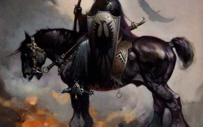 Frank Frazetta's Death Dealer Homage Covers