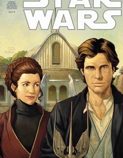 Star Wars (Vol 3) #57 - January 2019
