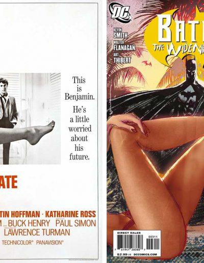 Batman: The Widening Gyre #3 - December 2009