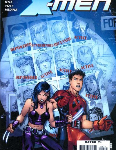 New X-Men (Vol 2) #26 - July 2006