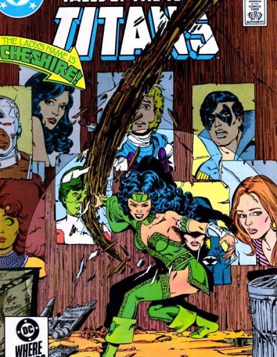 Tales of the Teen Titans #52 - April 1985