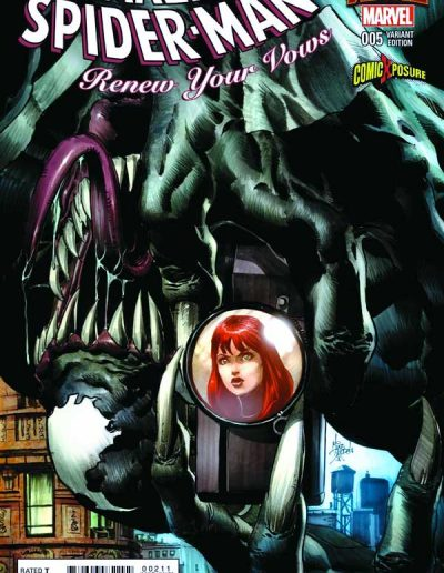 The Amazing Spiderman: Renew Your Vows #5 - November 2015