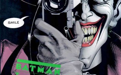 Batman: The Killing Joke Homage Covers