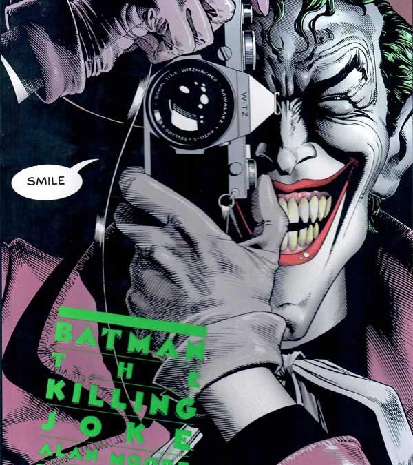 Batman: The Killing Joke Homage Covers