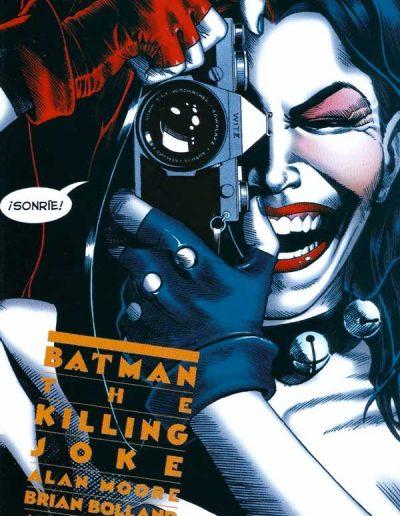 Batman: The Killing Joke - Harley Quinn 25th Anniversary Spanish Edition - September 2017