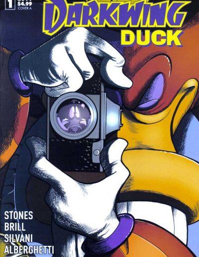 Darkwing Duck (Vol 2) Annual #1 - March 2011