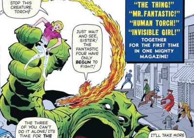 Fantastic Four #1 Homage Covers
