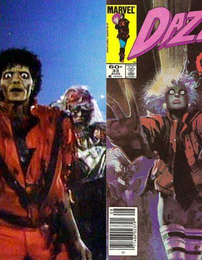 Dazzler #33 - August 1984