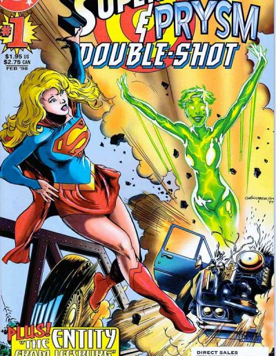 Supergirl/Prysm: Double Shot - February 1998