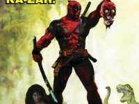 Deadpool: Merc with a Mouth Homages