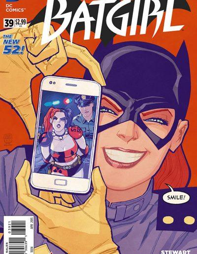 Batgirl (Vol 4) #39 - April 2015