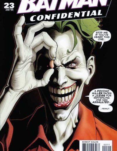Batman Confidential #23 - January 2009