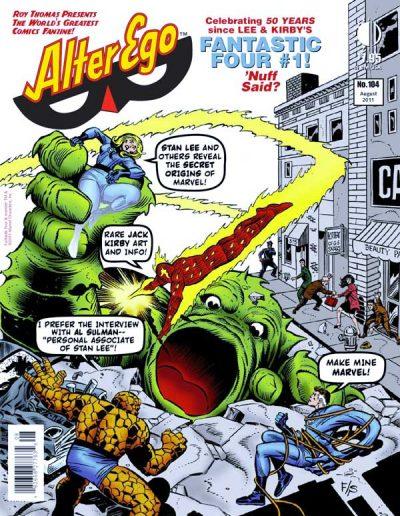 Alter Ego Fanzine #104 - August 2011