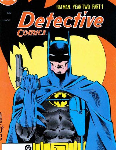Detective Comics #575 - June 1987
