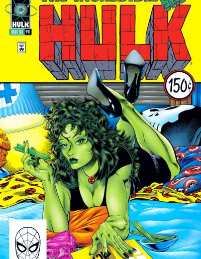 The Incredible Hulk #441 (Newsstand) - May 1996
