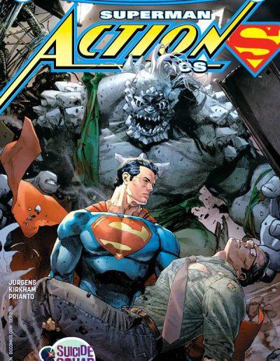 Action Comics #959 - September 2016