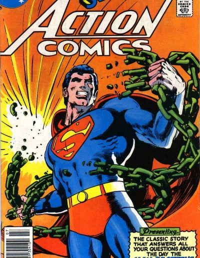 Action Comics #485 - July 1978
