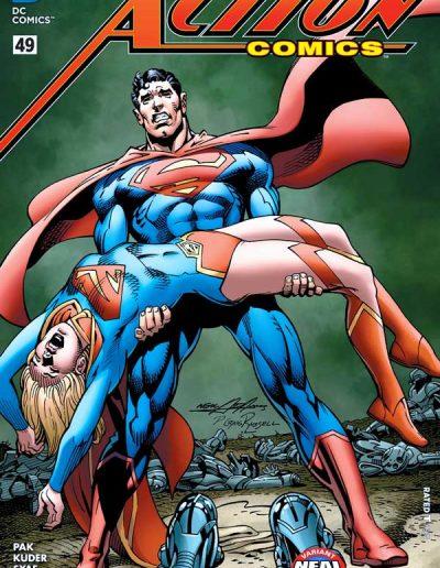 Action Comics (Vol 2) #49 - April 2016