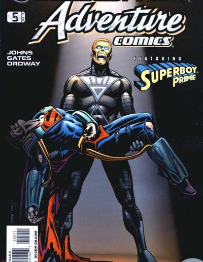 Adventure Comics (Vol 3) #5 - February 2010