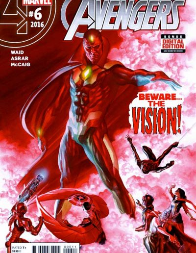 All-New All-Different Avengers #6 - April 2016