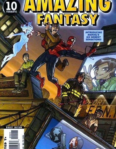 Amazing Fantasy (Vol 3) #15 - January 2006