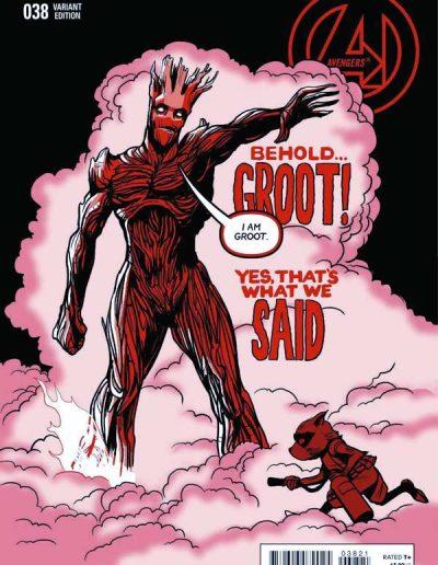 Avengers (Vol 5) #38 - January 2015