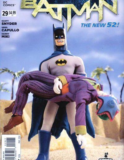Batman (Vol 2 - The New 52) #29 (Robot Chicken Variant) - May 2014