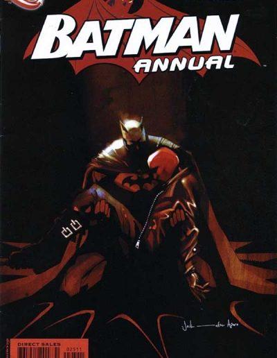 Batman Annual #25 - December 2005