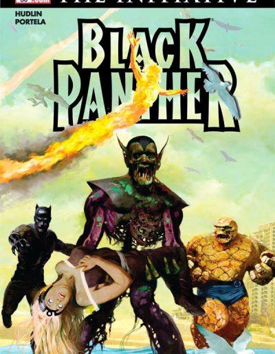 Black Panther (Vol 4) #30 - October 2007