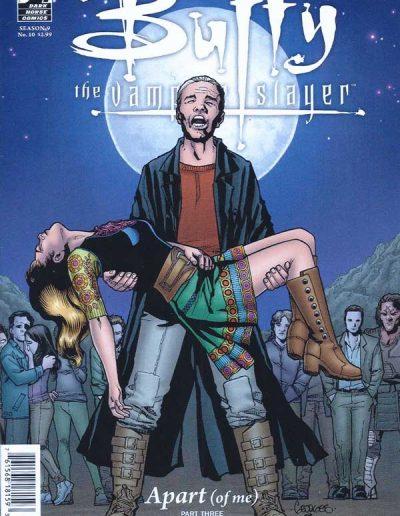 Buffy: The Vampire Slayer (Season 9) #10 - June 2012