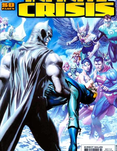 Countdown to Infinite Crisis #1 - March 2005
