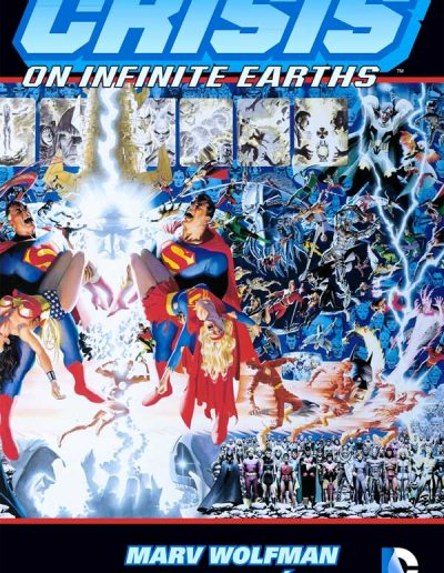 Crisis on Infinite Earths (30th Anniversary Deluxe Edition) - October 2015