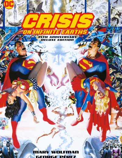 Crisis on Infinite Earths (35th Anniversary Deluxe Edition) - October 2019