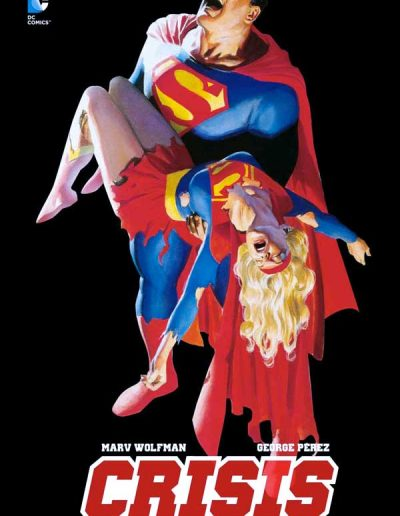 Crisis on Infinite Earths (DC Essentials - French Edition) - July 2016