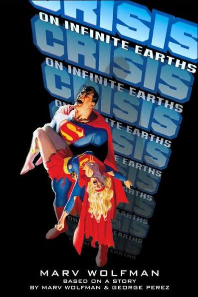 Crisis on Infinite Earths (Novelization) - 2005