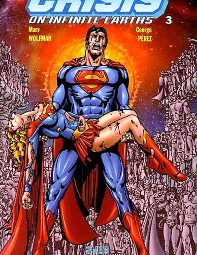 Crisis on Infinite Earths (Tome 3 - French) - 2007