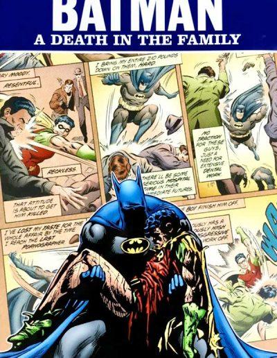 DC Comics Classics: Batman: A Death in the Family (Hardcover) - 2009